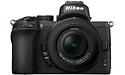 Nikon Z50 16-50 + FTZ Adapter kit Black