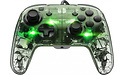 PDP Gaming Afterglow Deluxe+ Controller Nintendo Switch Silver