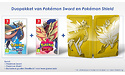 Pokémon Sword + Shield Limited Edition (Nintendo Switch)
