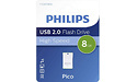 Philips Pico Edition 8GB Green