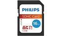 Philips SDHC UHS-I 16GB