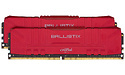 Crucial Ballistix Red 16GB DDR4-3600 CL16 Kit