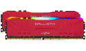 Crucial Ballistix RGB Red 16GB DDR4-3600 CL16 Kit