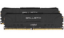 Crucial Ballistix Black 32GB DDR4-2666 CL16 kit