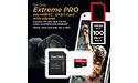 Sandisk Extreme Pro MicroSDXC UHS-I U3 256GB