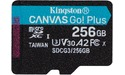 Kingston Canvas Go! Plus MicroSDXC UHS-I U3 256GB