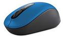 Microsoft Bluetooth Mobile Mouse 3600 Black/Blue