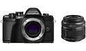 Olympus OM-D E-M10 Mark III 14-42 kit Black