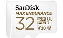 Sandisk Max Endurance MicroSDHC UHS-I 32GB