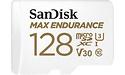 Sandisk Max Endurance MicroSDXC UHS-I 128GB + Adapter