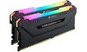 Corsair Vengeance RGB Pro Black 32GB DDR4-3200 CL16 kit (Ryzen Optimized)