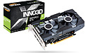Inno3D GeForce GTX 1650 Twin X2 OC GDDR6 4GB