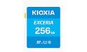 Kioxia Exceria SDXC UHS-I 256GB