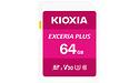 Kioxia Exceria Plus SDXC UHS-I 64GB