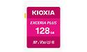 Kioxia Exceria Plus SDXC UHS-I 128GB