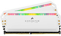 Corsair Dominator Platinum RGB White 16GB DDR4-3200 CL16 kit (CMT16GX4M2Z3200C16W)