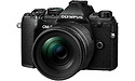 Olympus E-M5 Mark III 12-45mm kit Black