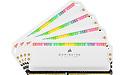 Corsair Dominator Platinum RGB White 32GB DDR4-3200 CL16 quad kit (CMT32GX4M4C3200C16W)