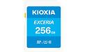 Kioxia Exceria MicroSDXC UHS-I 256GB