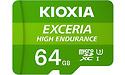 Kioxia Exceria High Endurance MicroSDXC UHS-I 64GB