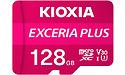 Kioxia Exceria Plus MicroSDXC UHS-I U3 128GB