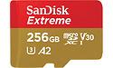 Sandisk Extreme MicroSDXC UHS-I U3 256GB