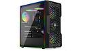 SilentiumPC Astrum AT6V Evo aRGB Window Black