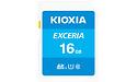Kioxia Exceria SDHC UHS-I 16GB