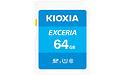Kioxia Exceria SDXC UHS-I 64GB