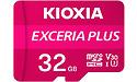 Kioxia Exceria Plus MicroSDHC UHS-I U3 32GB