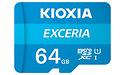 Kioxia Exceria MicroSDXC UHS-I 64GB