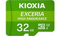 Kioxia Exceria High Endurance MicroSDHC UHS-I 32GB