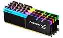 G.Skill Trident Z RGB Black 128GB DDR4-3200 CL16 quad kit