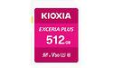 Kioxia Exceria Plus SDXC 512GB