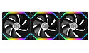 Lian Li SL120 RGB PWM 120mm Black 3-pack