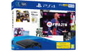 Sony PlayStation 4 Slim 500GB Black + Fifa 21
