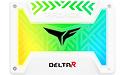 Team T-Force Delta R RGB 500GB White