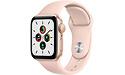 Apple Watch SE 40mm Gold Sport Band Gold