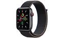 Apple Watch SE 4G 44mm Space Grey Sport Loop Charcoal