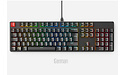 Glorious PC Gaming Race ABS 105 Keycaps (DE)