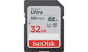 Sandisk Ultra SDHC UHS-I 32GB (120MB/s)