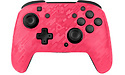 PDP Faceoff Deluxe Joystick Nintendo Switch Analoog/digitaal Bluetooth Black, Pink