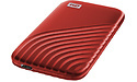 Western Digital My Passport 2TB Red (WDBAGF0020BRD-WESN)