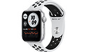 Apple Watch SE Nike 44mm Silver Sport Band Nike