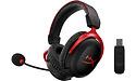 Kingston HyperX Cloud II Wireless Black/Red