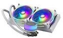 Cooler Master MasterLiquid ML240L Illusion aRGB 120mm White