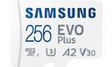 Samsung Evo Plus MicroSDXC UHS-I 256GB