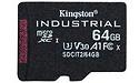Kingston Industrial MicroSDXC Class 10 64GB