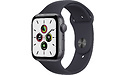 Apple Watch SE 44mm Space Grey Sport Band Midnight