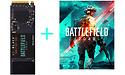 Western Digital WD Black SN750 SE Battlefield 2042 PC Game Code Bundle 1TB (M.2)